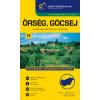 Stiefel Eurocart Kft. Őrség,Göcsej turistatérkép