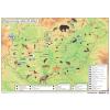 Stiefel Eurocart Kft. Stiefel Magyarország vadon élő állatai / Magyarország állatvilága A3 könyöklő duo