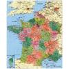 Stiefel Franciaország megyéi és postai irányítószámai