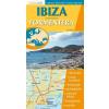 Stiefel Ibiza hajtogatott autótérkép
