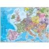 """Stiefel Könyökalátét, 66x45 cm,  """"Európa irányítószámos térképe"""""""
