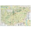 Stiefel Magyarország turisztikai térképe