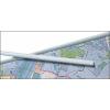 Stiefel Térképsín -ML100- 100cm STIEFEL <2db/dob>