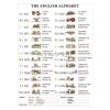 Stiefel The English Alphabet DUO + 10 db ajándék tanulói munkalap