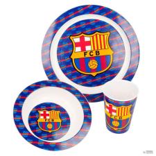 Stor szett reggeli F.C Barcelona mikrózható gyerek egyéb bébijáték
