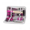 STR szerszámkészlet SET11 női 39db-os rózsaszín