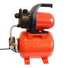 Straus házi vízmű hidrofor tartállyal PWP800-122 800W 3600l/h Straus házi vízmű hidrofor tartállyal PWP800-122 800W 3600l/h