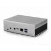 Streacom ST-NC2S-WY Intel NUC Aluminium ház - Silver