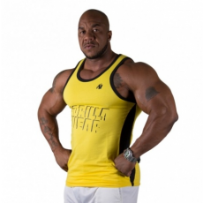 STRETCH TANK TOP (YELLOW) [S/M]