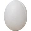 . Styropor tojás, 60 mm