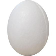 . Styropor tojás, 60 mm dekorációs kellék