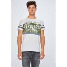 Sublevel - T-shirt - szürke - 1327273-szürke