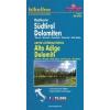 Südtirol Ost (Dolomiten) kerékpártérkép - (RK-ST02)