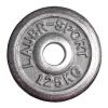 Súlytárcsa súlyzóhoz 1,25 kg - 30 mm
