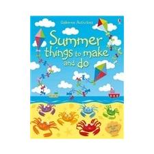 Summer Things to Make and Do nyelvkönyv, szótár