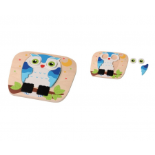 Sun Baby Fa kirakós - Bagoly puzzle, kirakós