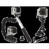Sunpak Action Camera Accessory Kit 5 tartozékszett GoPro rendszerû kamerához, 5 db-os