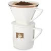 Sunset lassú kávékészítő, fehér