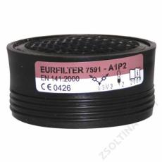 SupAir® A1P2 szűrő, szervesgáz és por ellen