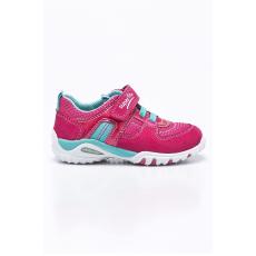 Superfit Gyerek cipő - erős rózsaszín