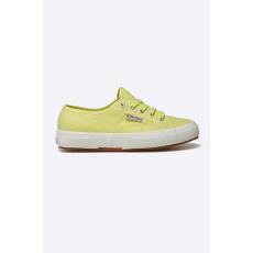 Superga - Teniszcipő - sárga