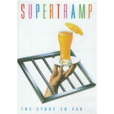 Supertramp The Story So Far... DVD zene és musical