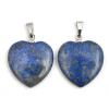 Sütő-ékszer Lápisz lazuli kis szív medál