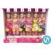 Sweet girl Beauty divatos barbie baba- 3-as számú -Új