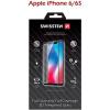 Swissten 3D Full Glue iPhone 6/ 6S készülékhez, fekete