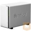 "Synology NAS DS218j (2HDD), 3,5"" or 2,5"", SATA, 2x, 1xGLAN, 2xUSB 3.0"