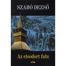 Szabó Dezső AZ ELSODORT FALU regény