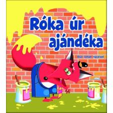 Szabó Zsolt - RÓKA ÚR AJÁNDÉKA gyermek- és ifjúsági könyv