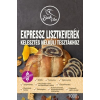 Szafi Free EXPRESSZ lisztkeverék kelesztés nélküli tésztákhoz 1000g (gluténmentes, tejmentes, tojásmentes, szójamentes, vegán)