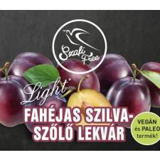 SZAFI Szafi Free fahéjas szilva-szőlő lekvár 350 g konzerv