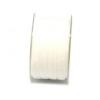 Szalag textil 10mm x 20m fehér