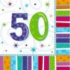 Szalvéta évszámos 16 db-os 40, 50, 60 éves (40-es)