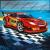 Szalvéta, Super Racer, 3 rétegű, 33x33 cm, 1 db