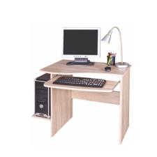 Számítógépasztal, sonoma tölgyfa, MELICHAR íróasztal
