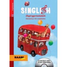 Szaniszló Szilvia SINGLISH - ANGOL GYERMEKDALOK - CD MELLÉKLETTEL nyelvkönyv, szótár