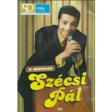 Szécsi Pál In Memoriam Szécsi Pál (DVD) táncdal