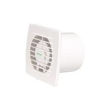 Szellőző ventilátor d=100mm fehér építőanyag