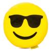 Szemcsis emoji párna