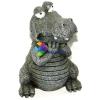Szer-Ber Krokodil porlasztós akvárium dekor