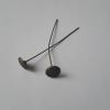 Szerelőpálca antik bronz mintás talpas 54mmX1mm 9mm 2db - ÉASZPTMAB54