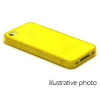szilikon tok Samsung S7500 Galaxy Ace Plus -ra - sárga