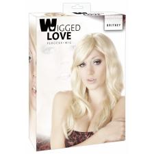 Szőke paróka - Britney egyéb erotikus kiegészítők nőknek