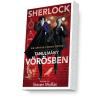 Szukits Kiadó Sir Arthur Conan Doyle: Tanulmány vörösben (BBC filmes borító)