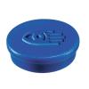 Táblamágnes, 20 mm, kék