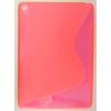 Tablettok iPad Air2 pink szilikon tablet tok