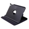 Tablettok iPad Mini 1/2/3 fordítható fekete műbőr tablet tok